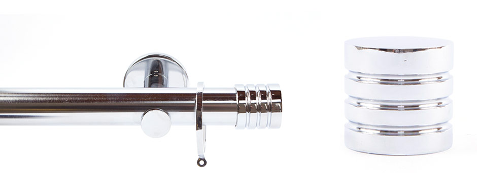 Constellation 381531 Cetus Finial Polished Chrome