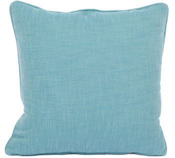 knit blue throw pillow - Blue Decorative Pillows